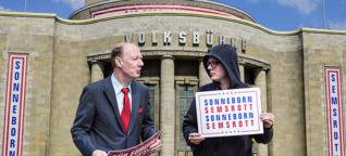 """Sonneborns PARTEI startet EU-Wahlkampf - und ein """"heute-show""""-Mann bringt sich in Stellung"""
