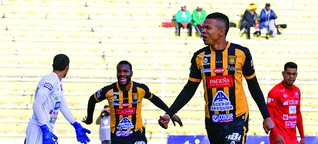 Bolivie – Clausura 2018 : Le Club des Cinq se détache