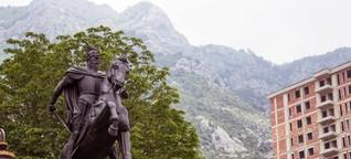Kruja: Die Heimat der Kastrioten - Postcards from Albania