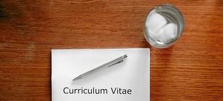 Was gehört alles in ein CV?