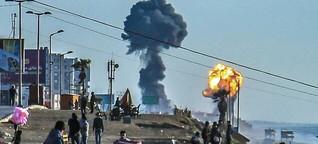 Warum der Gazakonflikt gerade jetzt eskaliert