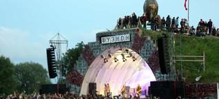 """Fusion""-Festival: Die Polizei will ins Paradies"