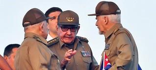 US-Sanktionen gegen Kuba greifen über