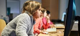 Digitalisierung an Schulen: Ausbruch aus der Kreidezeit