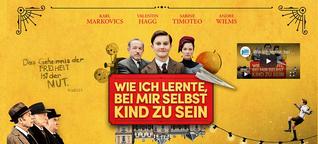 """Filmkritik: Coming of Antisemitism - """"Wie ich lernte, bei mir selbst Kind zu sein"""""""
