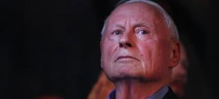 Lafontaine rechnet mit Asylpolitik der Linke-Chefs ab