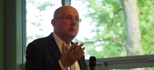 Ehemaliger Verfassungsrichter kritisiert EU in Delmenhorst