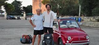 Tramper reist seit 14 Jahren um die Welt: Großer Mann, kleine Welt - SPIEGEL ONLINE - Reise