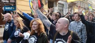 Ukraine: Kreml-Propaganda übertreibt Gefahr für Juden