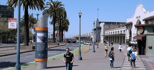 E-Roller: Wie San Francisco den E-Scootern Einhalt gebot