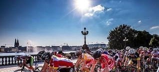 Einfach rollen lassen - Veranstaltungen auf Rädern