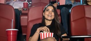 Hört endlich auf, euch komisch zu fühlen, wenn ihr alleine ins Kino geht!