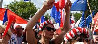 """Polen, der """"demontierte Rechtsstaat"""""""
