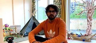 Erzieher mit Migrationshintergrund: Mehr Männer wie Vouvakis gesucht