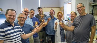 Israelische Forscher brauen Bier aus 5.000 Jahre alter Hefe