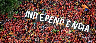 Superwahlsonntag: In Spanien schauen alle nach Katalonien
