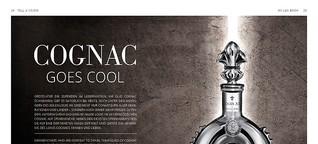 Cognac trinken in Cognac: Ein Besuch bei Louis XIII