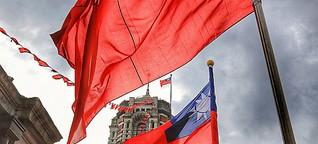 Taiwan's Topsy-Turvy Cross-Strait Politics