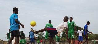 Fußball in Sierra Leone - Schwieriger Neustart nach Ebola