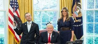 Gender - So sieht Gay Pride im Weißen Haus aus