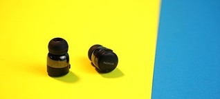 Nokia True Wireless Earbuds im Test: In-Ears für Minimalisten