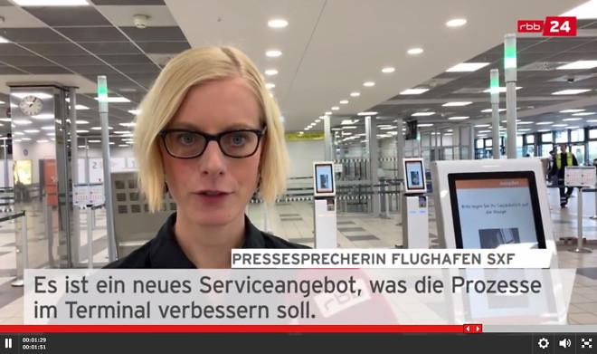 Easyjet-Kunden sollen Gepäck in Schönefeld selbst aufgeben