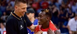 Die Deutschen in der NBA - Schwitzen, schuften, treffen