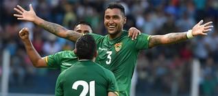 "Agustín Suárez Doreski : "" la Bolivie a conscience que ce sera un match historique """