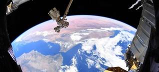 Wolkenfreie Sommernächte: Kölner haben derzeit gute Chancen, die ISS zu sehen