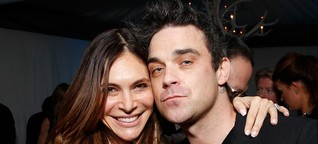 Robbie Williams, Brangelina and the Royals: How celebrities control their public image | DW | 29.10.2014