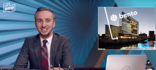 Böhmermanns Satire-Angriff auf den Spiegel am Jungfernstieg
