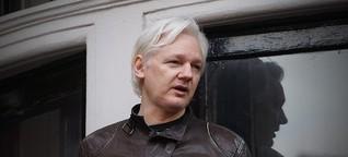 Menschenrechtler warnen vor Assanges Auslieferung