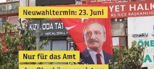 Wahl-Annullierung spaltet die Türkei