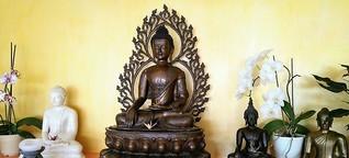 """Buddhismus - """"Die Zeit der großen Lehrer ist vorbei"""""""