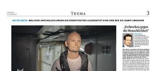 Seenotrettung im Mittelmeer: Auf Abruf