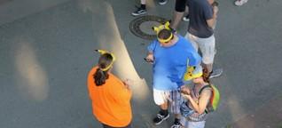 Auf der Pirsch mit den Ü50-Gamern, die immer noch Pokémon jagen