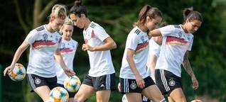 In diesem Podcast sprechen Frauen mit Frauen über die Fußball-WM