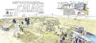 Zeich(n)en der Zeit: Journalismus in Comicform