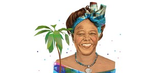 Kenia: Wangari Maathai und die Bäume