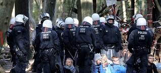 """Überstunden bei der Polizei: """"Es wird Belastungsschäden geben"""""""