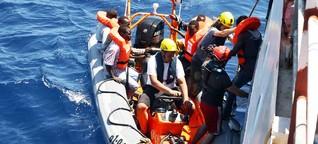 Italien: Seenotretter vor Gericht | Europamagazin