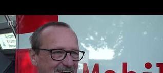 Sparkasse auf Rädern: Ideen gegen das Bankensterben | mehr/wert | BR Fernsehen