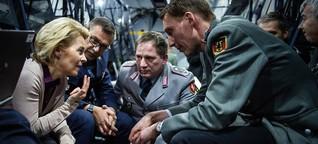 Verteidigungsausgaben: Wie kommt die Bundeswehr aus der Rüstungsmisere heraus?