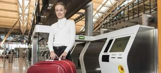 Wie Sie am Hamburger Flughafen viel Zeit sparen können