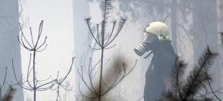 Seehofer räumt Defizite bei Waldbrandbekämpfung ein
