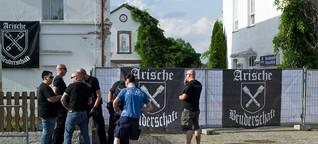 Ostritz zwischen Neonazitreffen und Fußballjubiläum | MDR.DE
