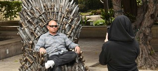 """Game of Thrones""-Fans leben teuer"