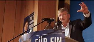 """AfD spielt sich als """"Schutzherrin des Grundgesetzes"""" auf und stänkert gegen Europa"""