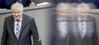 Die antidemokratische Ironie des Horst Seehofer