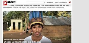 Dieser Junge trickste die Fifa aus